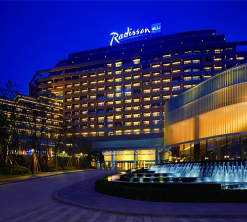 Radisson hotels resorts